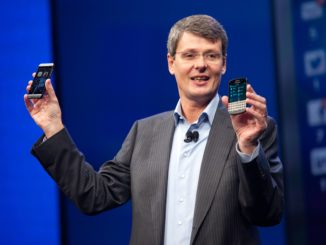 BlackBerry Launch Keynote
