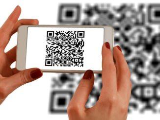 qr codes zu scannen