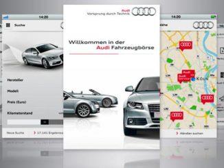 Audi Gebrauchtwagen Börse