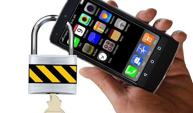 sicherheit in mobile