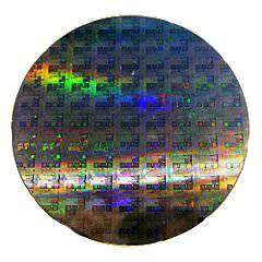 px  inch silicon wafer
