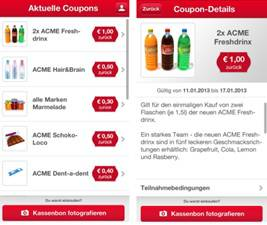 Scondoo Mobile Couponing