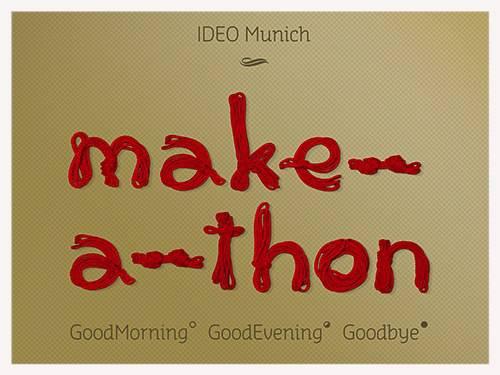 make a thon