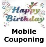 Mobile Couponing