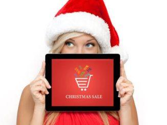 shoppen Weihnachten