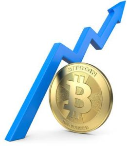 bitcoin wertsteigerung