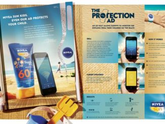 nivea protection ad