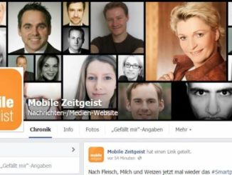 mobile zeitgeist facebook