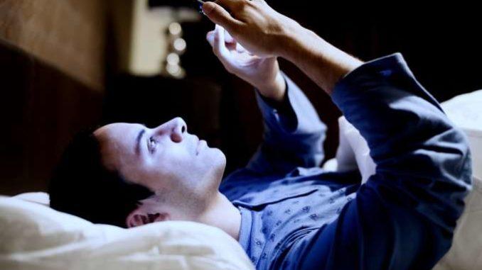 smartphone addict