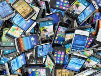 jeder mensch auf der Welt ein Handy