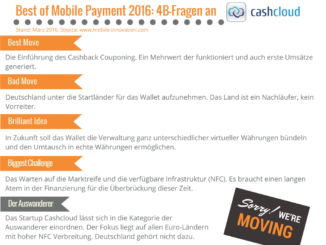 Best of Mobile Payment Cashcloud
