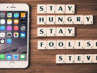 stay hungry steve jobs
