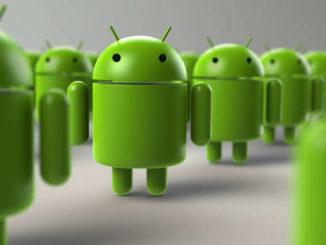 Erfolg von Android