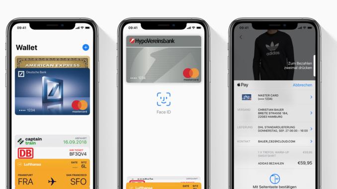 Apple Pay In Deutschland Steht Der Start Kurz Bevor