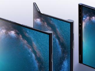 Auf dem Mobile World Congress stellte unter anderem Huawei sein faltbares Smartphone Mate X vor.