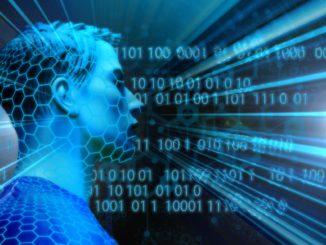 Intelligence Amplification soll in ferner Zukunft dazu beitragen, die kognitive Leistung des Menschen durch technische Updates zu verbessern.