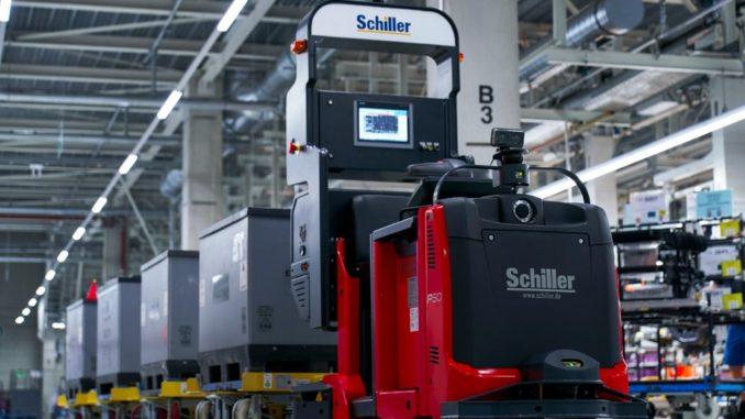 Auf der Hannover Messe hat BMW und Microsoft die Open Manufacturing Platform (OMP) angekündigt.