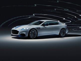 Aston Martin hat seinen ersten vollelektrischen Sportwagen vorgestellt. In Zusammenarbeit mit Williams Advanced Engineering wurde der Rapide E entwickelt. In Shanghai hat das Unternehmen den Serienwagen nun vorgestellt.