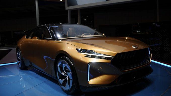 Seit 2015 ist das italienische Designstudio Pininfarina Teil des Autoherstellers Mahindra in Indien. Bei der Autoshow in Shanghai wurden nun erste Ergebnisse dieser Zusammenarbeit präsentiert. Darunter das wasserstoffgetriebene Concept Car Obsidian.