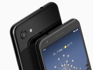 Google präsentiert neues Smartphone Pixel 3a: Ein Highlight für Handy-Fotografen