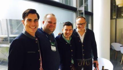 Was tun, wenn der frisch gewonnene Unternehmenspartner in einen Skandal involviert ist? Im Podcast sprechen Andreas Bruckschlögl und Felix Haas von dem Gründer-Event Bits & Pretzels über ihre Erfahrungen als Gastgeber und den Fall Kevin Spacey.